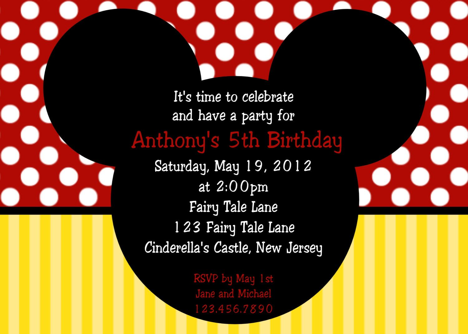 mickey mouse birthday invitation card template ; mickey-mouse-birthday-invitation-card-template