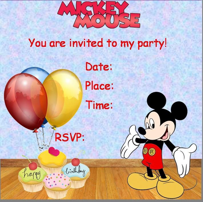 mickey mouse birthday invitation card template ; mickey_mouse_party_invitation_template