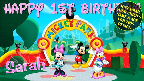 mickey mouse clubhouse birthday poster ; mickey_mouse_club_house_personalized_birthday_banner_9c4c7d09_222130