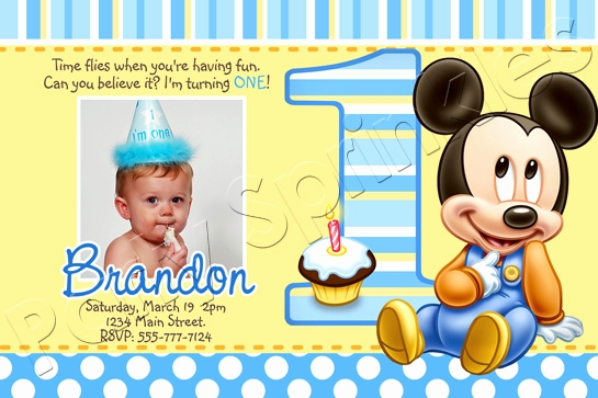 mickey mouse first birthday photo invitations ; birthday-invitation-card-mickey-mouse-luxury-mickey-mouse-first-birthday-invitations-marialonghi-of-birthday-invitation-card-mickey-mouse