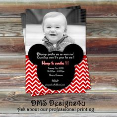 mickey mouse first birthday photo invitations ; mickey-mouse-first-birthday-invitations-for-possessing-stunning-Birthday-Invitation-Cards-invitation-card-design-by-a-smart-idea-10