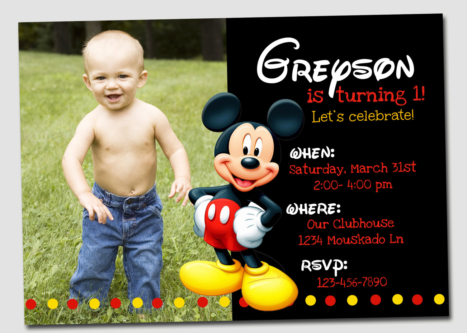 mickey mouse photo birthday invitations ; personalized-mickey-mouse-birthday-invitations-completed-with-divine-appearance-in-your-Birthday-Invitation-Cards-invitation-card-design-7