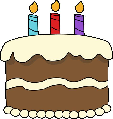microsoft happy birthday clip art ; chocolate-birthday-cake