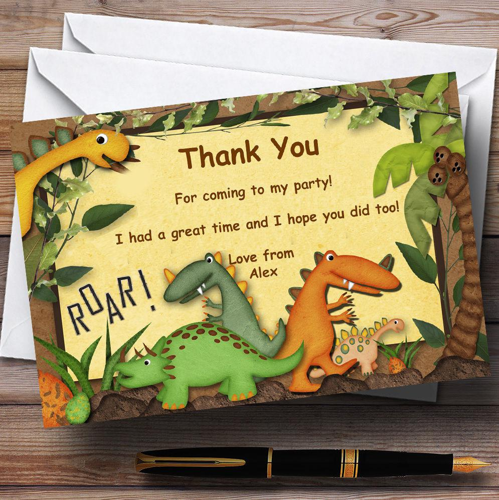 microsoft office birthday invitation templates ; Dinosaur-Personlized-Jungle-Birthday-Invitations-Templates