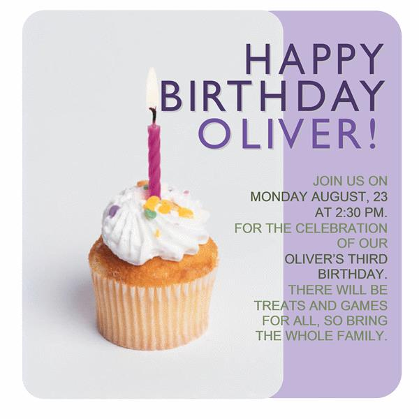 microsoft office birthday invitation templates ; lt10290556
