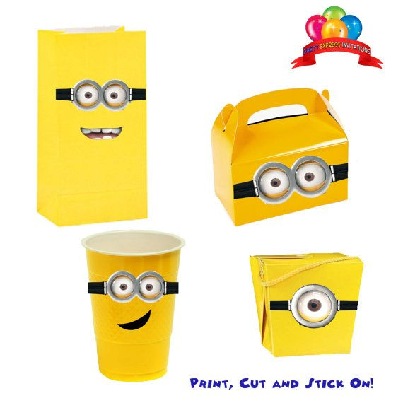 minion birthday stickers ; 234158c38f032b234c7076d186303585