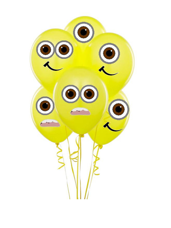 minion birthday stickers ; 6951210a994faec0288d7734117ba518