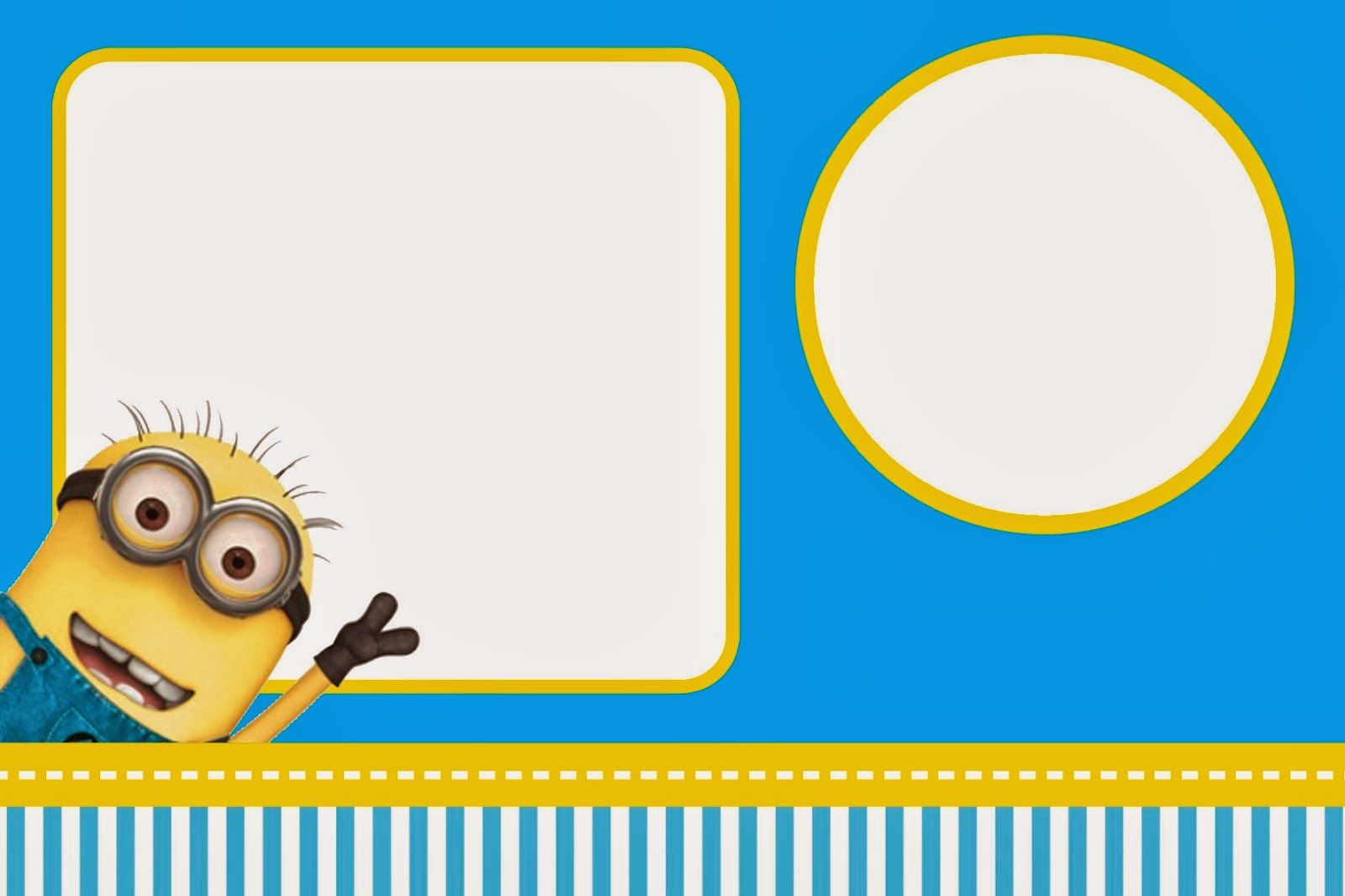 minions birthday invitation card template ; despicable_me__invitations_and_party_free_printables_7