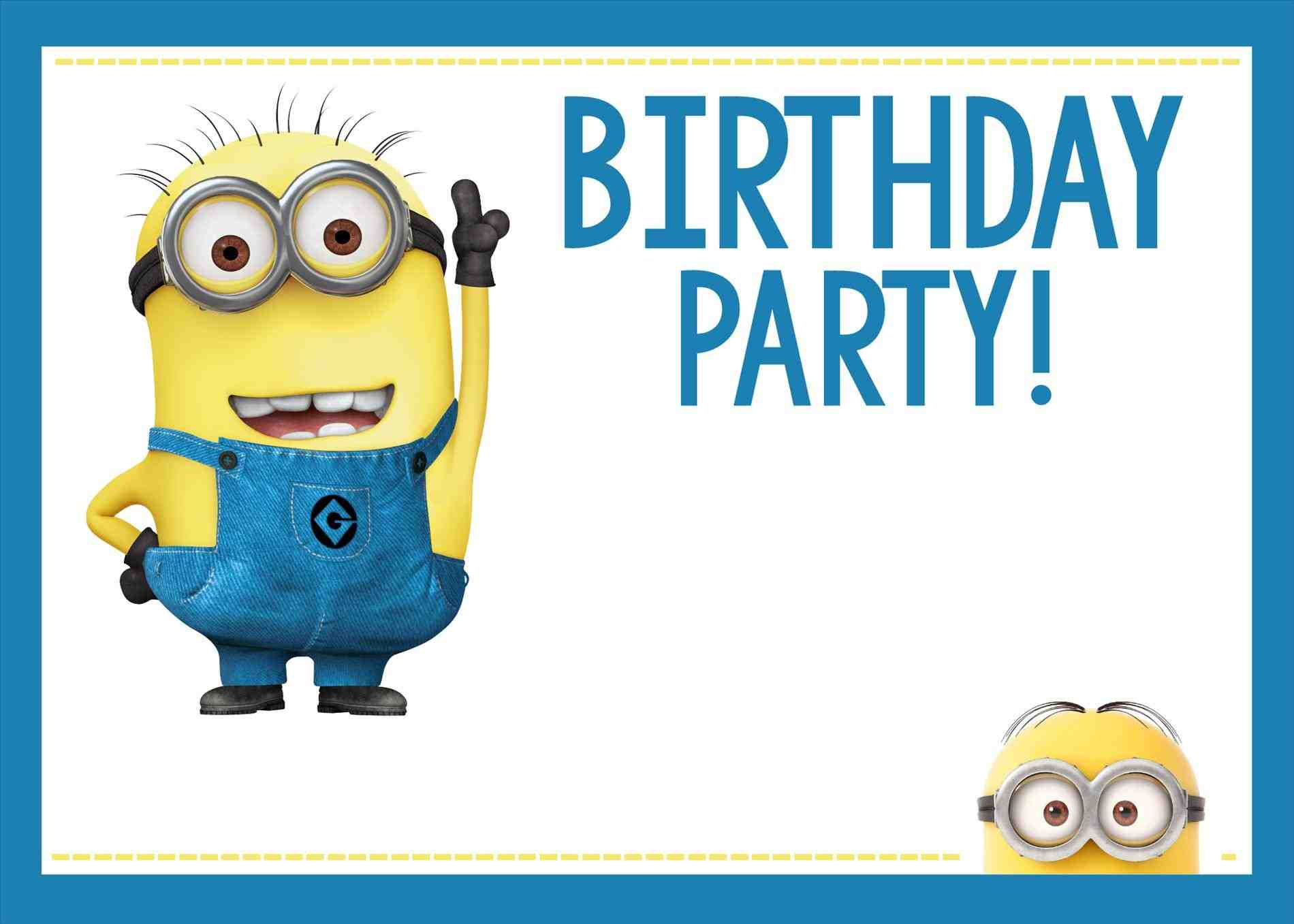 minions birthday invitation card template ; download_invitations-templates-free-despicable-me-printables-them-on-birthday-invitations-templates-free-printable-i
