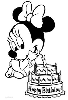 minnie mouse birthday coloring pages ; bb687b3719a745bf986e1a5b1853b9a4--coloring-pages-for-kids-coloring-sheets