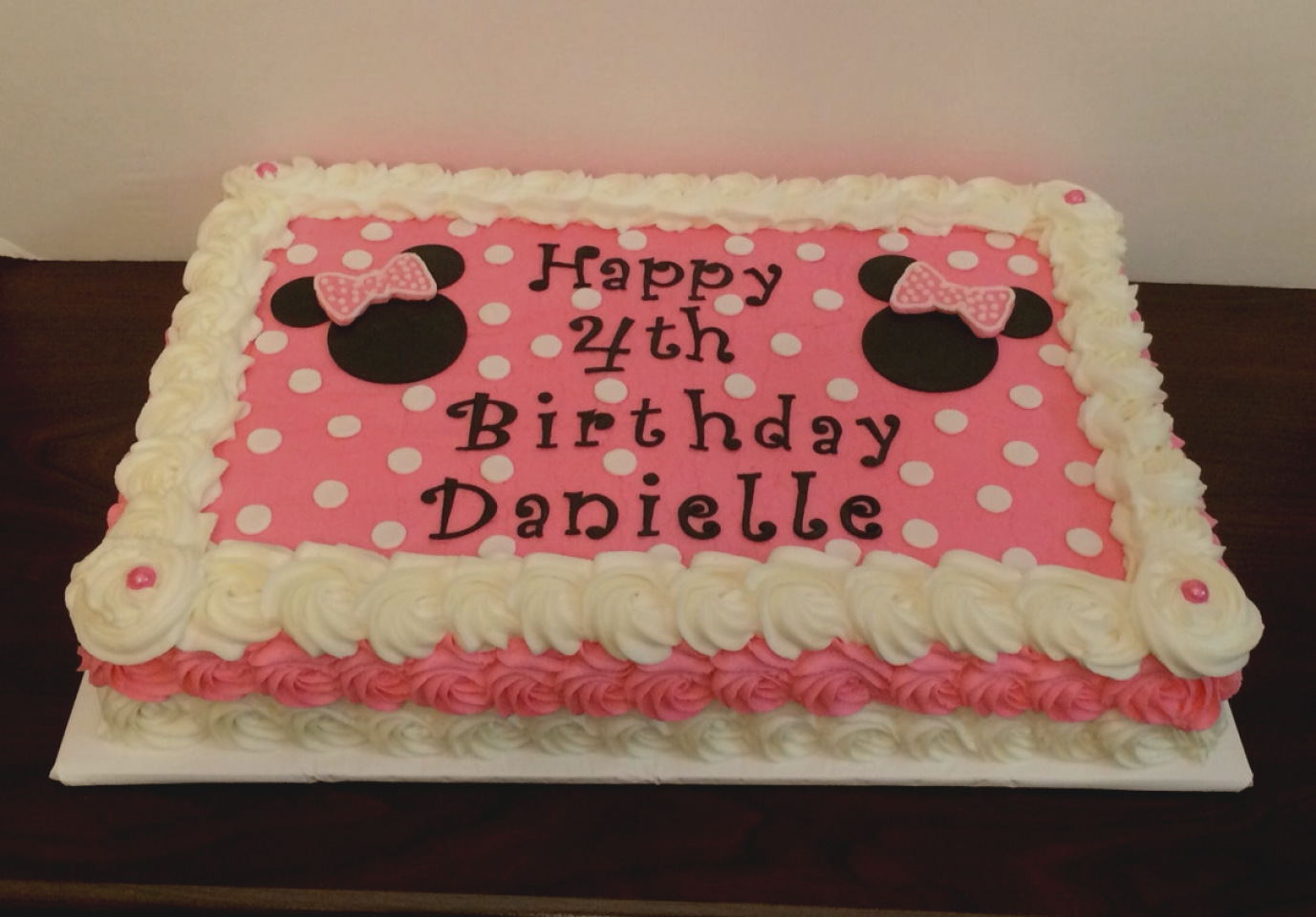 minnie mouse birthday sheet cake ; best-graceful-inspiration-minnie-mouse-sheet-cake-pretty-and-beautiful