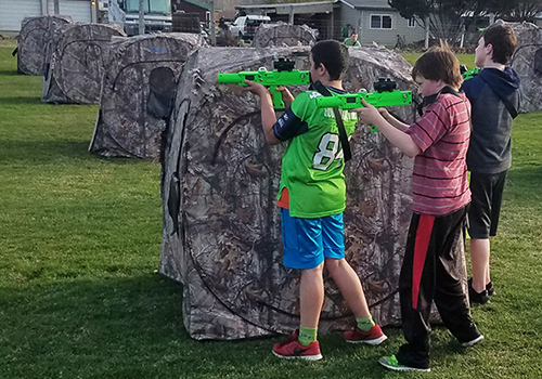 mobile laser tag birthday party ; Laser-Tag-Party-with-obstacles