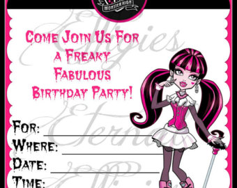monster high birthday invitation templates free ; monster-high-birthday-invitations-gangcraft-invitation-templates_monster-high-invitations-templates-i-on-monster-high-images-birthdays-hi