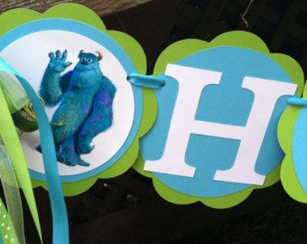 monsters inc birthday banner ; fb0759c27e74016c286c7be6718bd66c