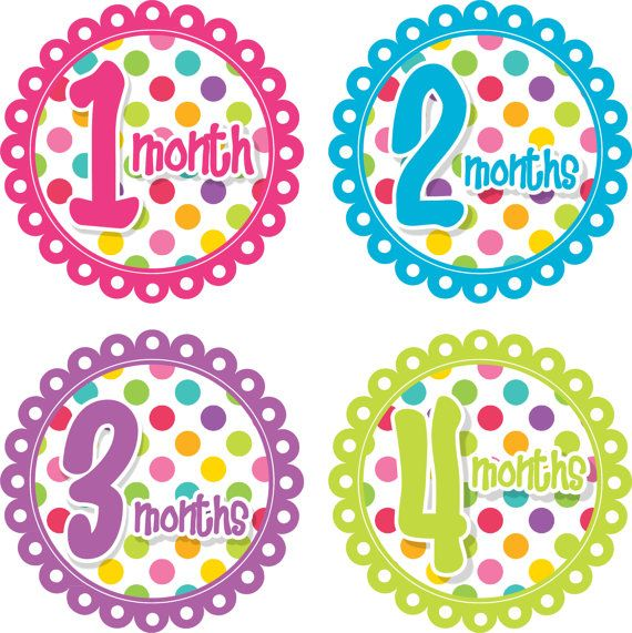 monthly birthday stickers ; 5df11a6cf010712ab65a599178a0f5bc--baby-month-stickers-baby-onesie
