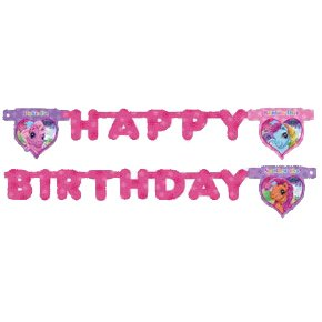 my little pony happy birthday banner ; 31f6V4R8j%252BL