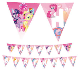 my little pony happy birthday banner ; s-l300