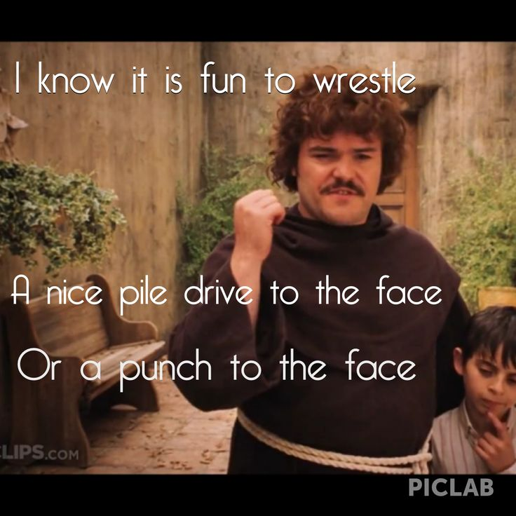 nacho libre happy birthday ; 656f57a40990f728bbd628a4c40130dd--my-life-quotes-movie-quotes