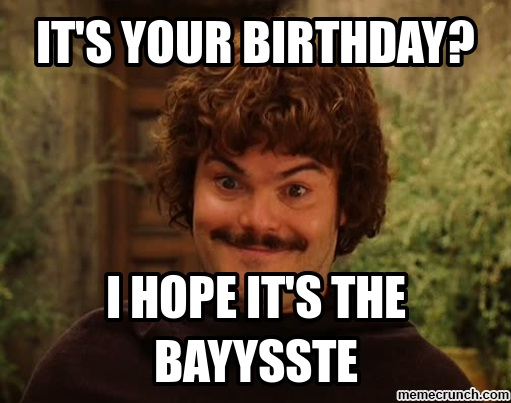 nacho libre happy birthday ; image