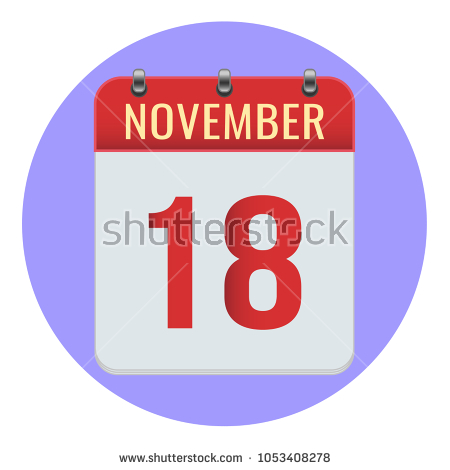 november 18 birthday sign ; stock-vector-november-vector-flat-daily-calendar-icon-date-and-time-day-month-holiday-season-1053408278