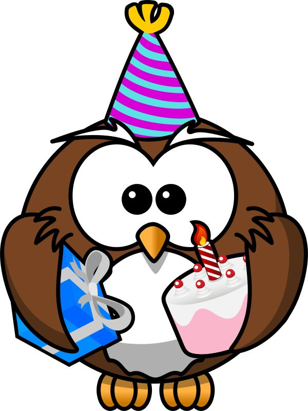 october birthday clipart ; b844042640ccc7c0a8fd1931f507d65b--owl-parties-owl-birthday-parties