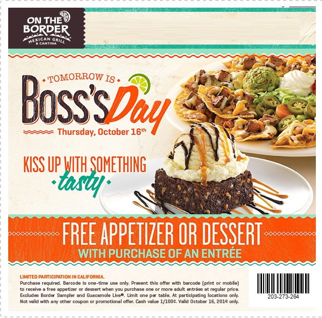 on the border birthday coupon ; ontheborder-coupons-oct16