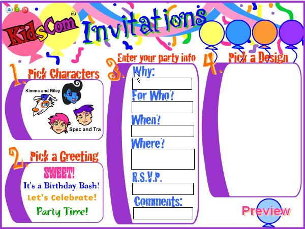 online photo editor for birthday invitations ; image97