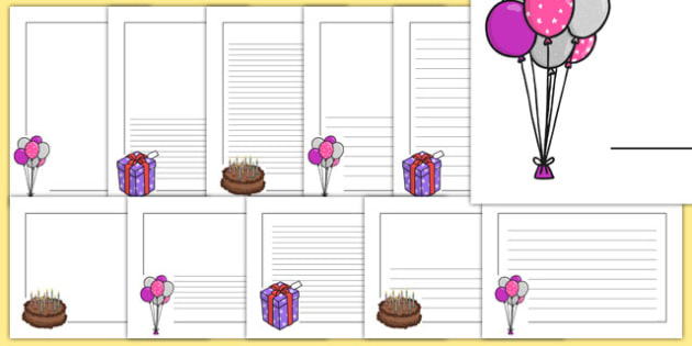 page borders for birthdays ; T-T-253-Birthday-page-borders_ver_1