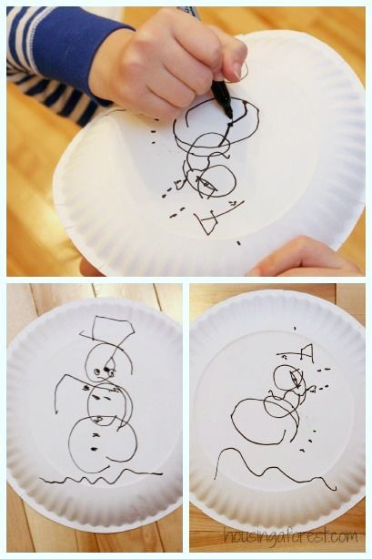 paper plate drawing game birthday ; 24c23bd0911f3075468a438a18c77aed