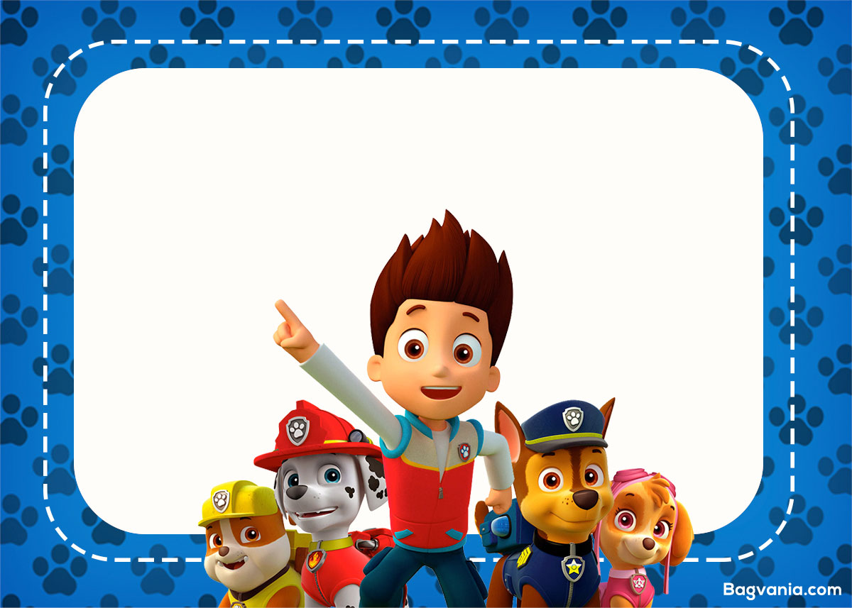 paw patrol birthday clipart ; FREE-Paw-Patrol-Invitation-Template