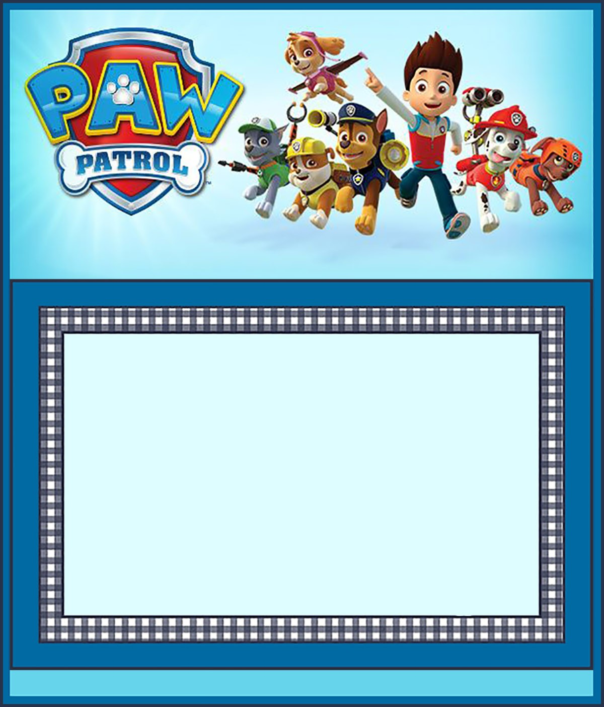 paw patrol birthday invitation template ; Free-Paw-Patrol-Invitation-Template