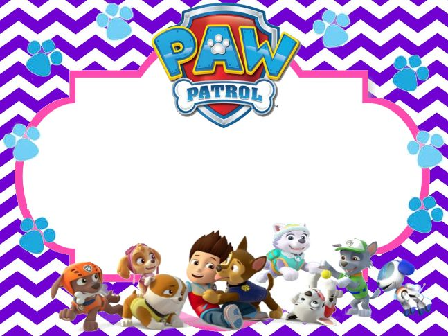 paw patrol birthday invitation template ; paw-patrol-birthday-invitations-completed-with-gorgeous-appearance-in-your-Birthday-Invitation-Cards-invitation-card-design-16