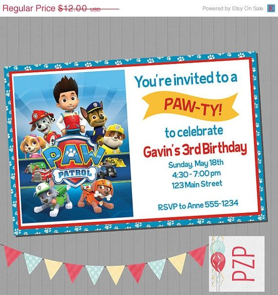 paw patrol birthday invitation template ; paw-patrol-invitation-template-blank_paw-patrol-invitation-template-blank-ins-ssrenterprises-on-design-create-paw-patrol-birthday-invitations-with