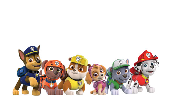 paw patrol birthday wallpaper ; Paw-Patrol-Gruppe-1-