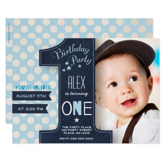 personalized 1st birthday invitations photo ; first-birthday-party-invitation-boy-chalkboard_boy-first-birthday-invitations-announcements-on-personalized-first-birthday-invitations