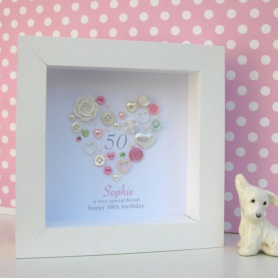 personalized 50th birthday picture frame ; 5f7f918ee1f39feaf87fd7fe09bfb637