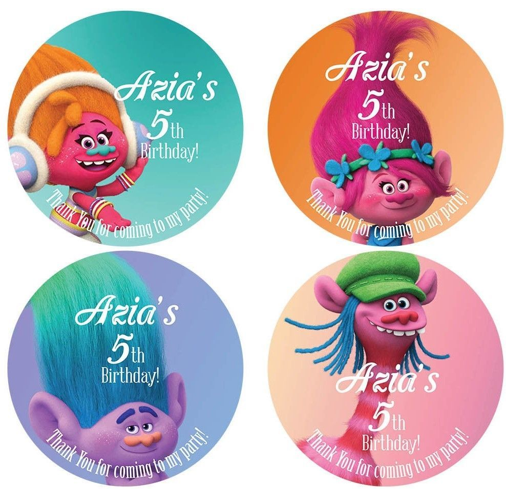 personalized birthday party stickers ; 3f126ce39331cb77377f1b47f4c84553