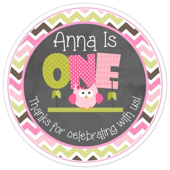 personalized first birthday stickers ; 874b1d88fe1d6ec1e5f528dd2e0d7c63