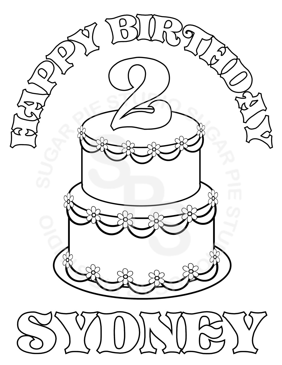 personalized happy birthday coloring pages ; personalized-happy-birthday-coloring-pages-3-b-custom-coloring-pages-at-book-line-inside-personalized