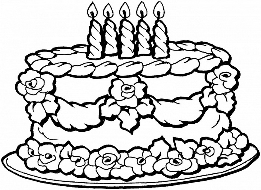 personalized happy birthday coloring pages ; trend-coloring-pages-of-happy-birthday-71