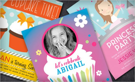 personalized photo birthday party invitations ; personalized-birthday-party-invitations-is-the-masterpiece-of-your-awesome-Party-invitations-2-568x345