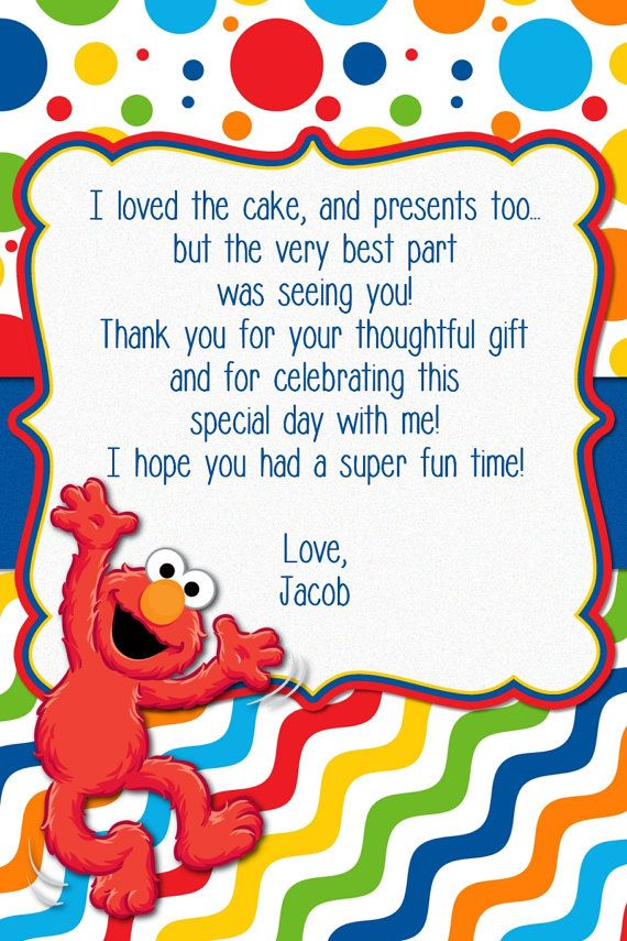 personalized photo elmo birthday invitations ; d34e5fd8e07e32be7c449f725f4f0ae6