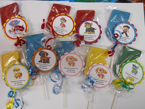 personalized tags for birthday favors ; 12_nick_jr_paw_patrol_theme_5th_birthday_party_favors_personalized_tag_8381e668_707505