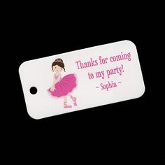 personalized tags for birthday favors ; 20ea8507e739cdfae8a5d4b1b64f4ab1