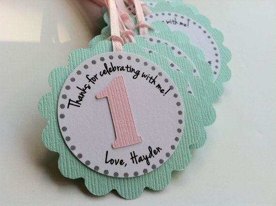 personalized tags for birthday favors ; a481614f32b0e1cf6f21cba8ccbf5634