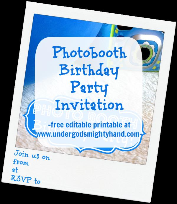 photo booth birthday party invitations ; Photobooth-party-invitation-post-image