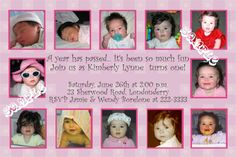 photo collage birthday invitations ; 64965a476df074af9b96be26a8d57e75--software-download-printing-services