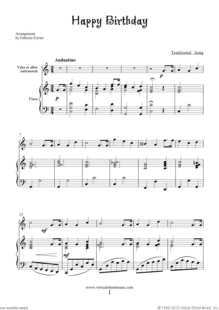 piano notes happy birthday to you ; happy-birthday-score-sheet-piano-happybirthfirst-big
