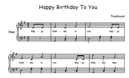 piano notes happy birthday to you ; happy-birthday-sheet-image