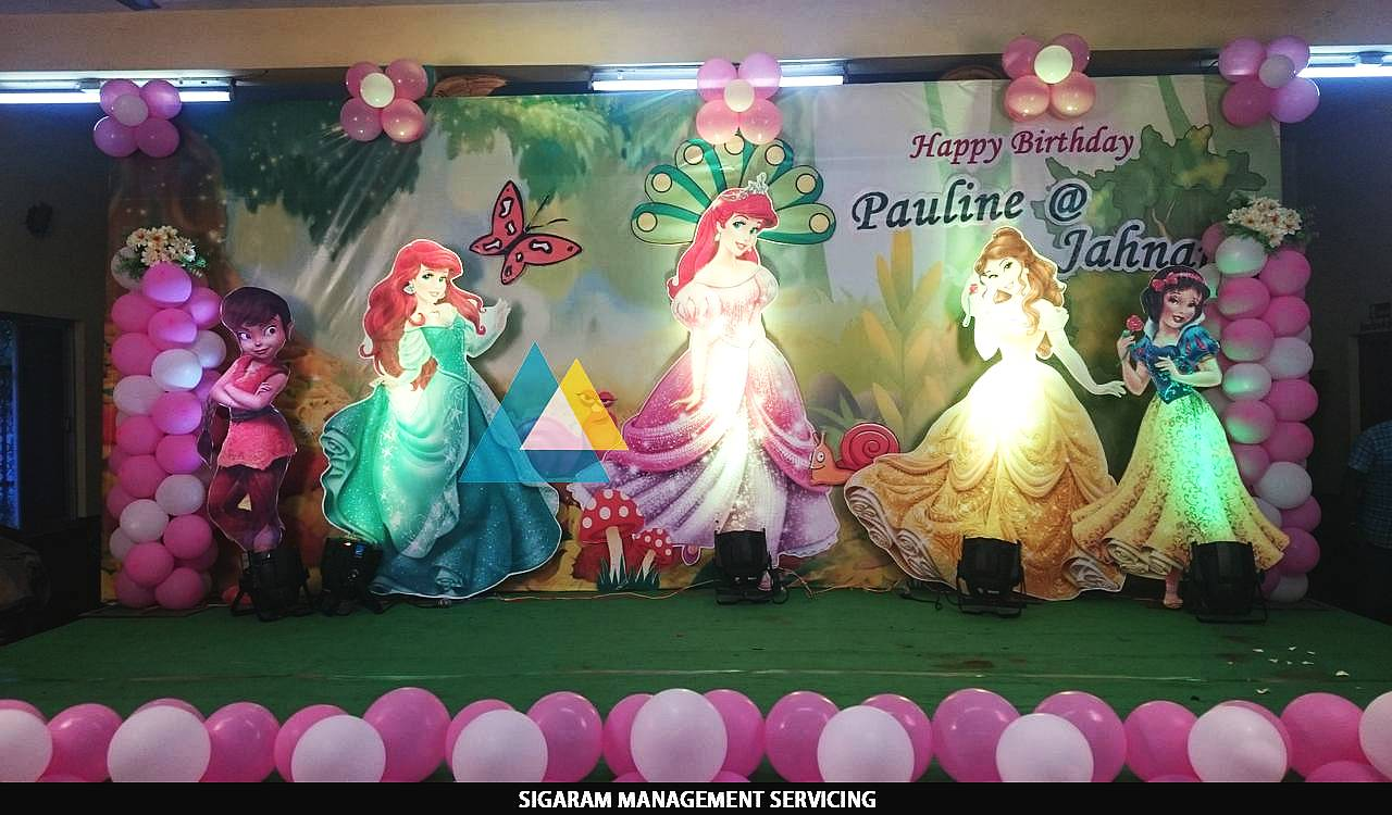 picture board for birthday party ; SIGARAM-0083